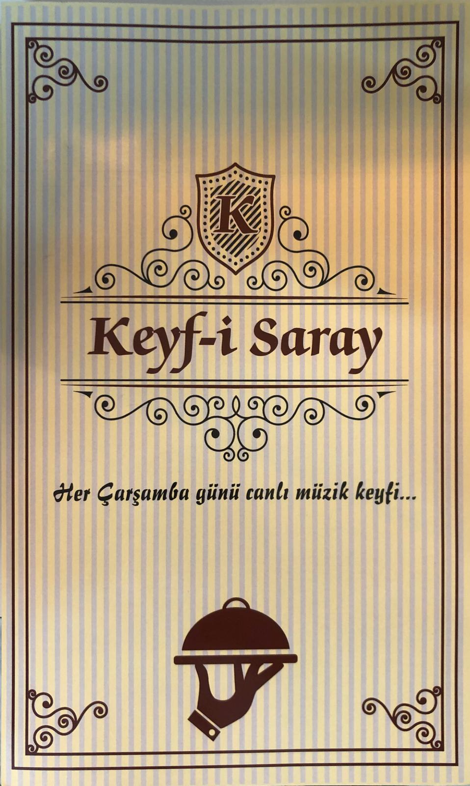 Keyfi Saray Cafe